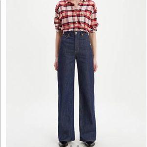 Ribcage Wide Leg Women's Jeans LEVI'S® PREMIUM